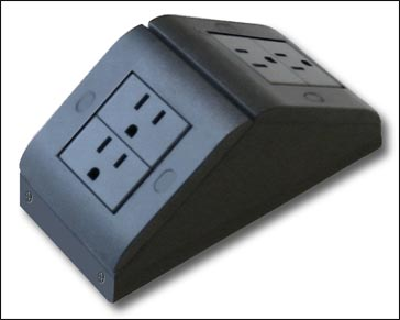 Pf10222 Surface Mount Outlet Box