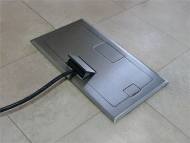 Recessed Floor Box Flush Finish Floor Box By Floor Box