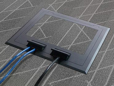 C2X Concrete floor boxes