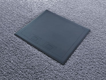 C2x Floor Boxes For Concrete Floor Applications By Floor