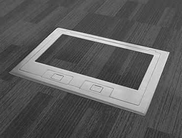 R4X Floor Box
