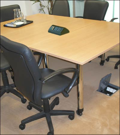 Table Box For Conference Tables And Office Desks By