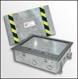 Concrete Floor Box